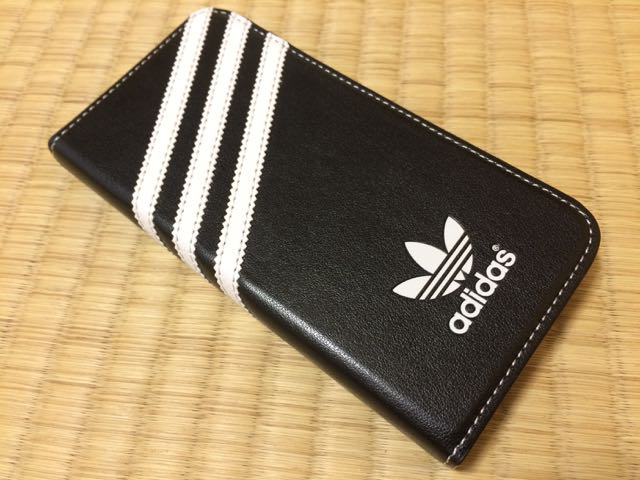 3 adidas booklet case iphone 6 iphone ipad fan. Black Bedroom Furniture Sets. Home Design Ideas
